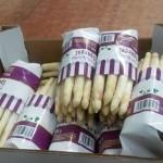 Visite d'un atelier de conditionnement et d'export de légumes frais
